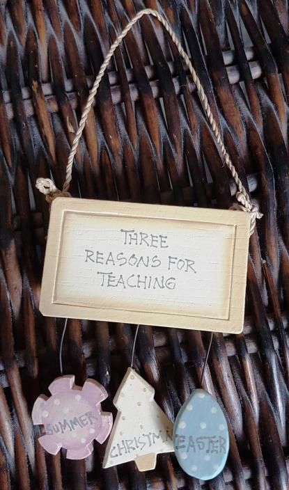 3 things teaching gift