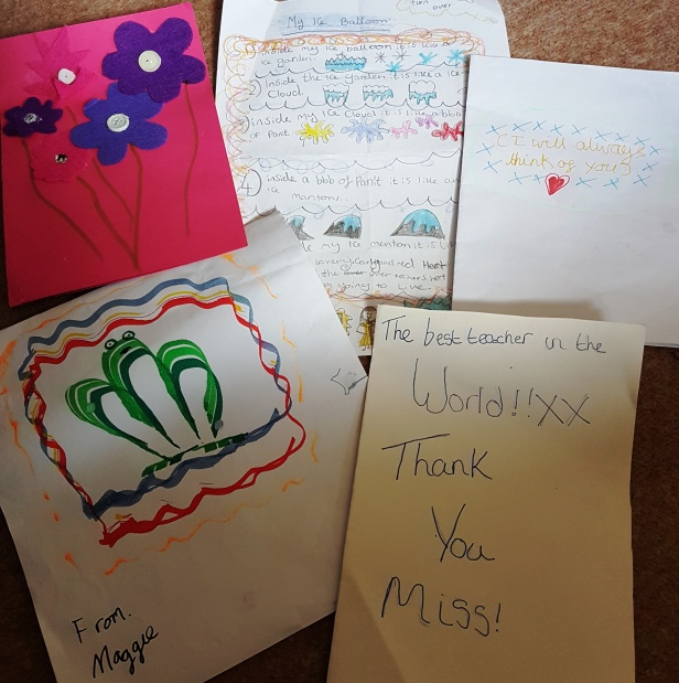 cards from kids