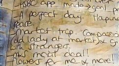 Gratitude Diary 1