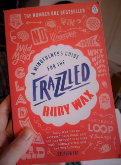 ruby wax frazzled